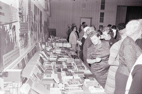 Bregenz, Bibelausstellung im Marianum, 1971