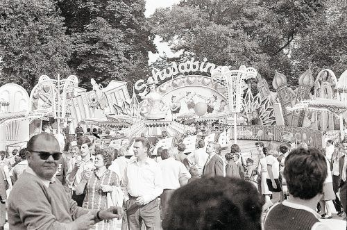 Bregenz, Frühlingsfest, 1970