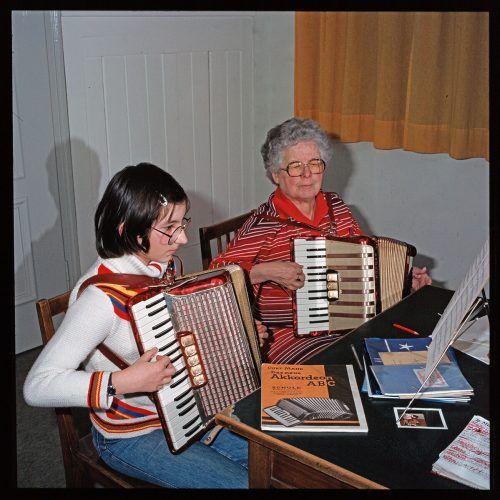 Bregenz, Musikschule, 1980