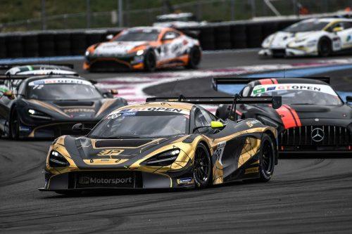 Christian Klien machte mit seinem McLaren in den letzten Runden beim Sechs-Stunden-Rennen noch einige Plätze gut.JP