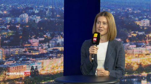 Claudia Gamon ist Teil der Delegation, die den Rahmenvertrag mit der Schweiz verhandelt hat. Vorarlberg live
