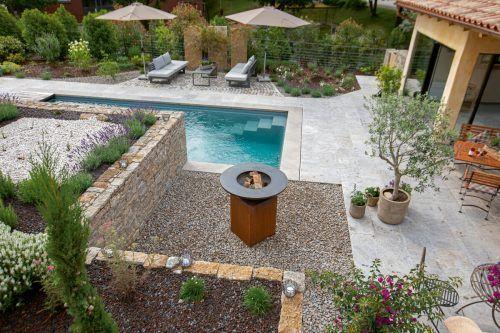Dank der fachkundigen Unterstützung der Garten- und Landschaftsbetriebe kann in jedem Garten ein Wasserparadies entstehen.