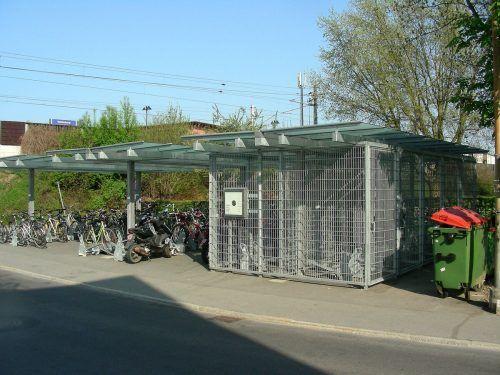 Das Anbot für Radfahrer wird beim Bahnhof Riedenburg deutlich ausgebaut. fst