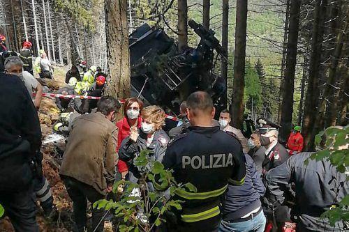 Das Gebiet sei schwer zugänglich, berichteten die Retter.AFP