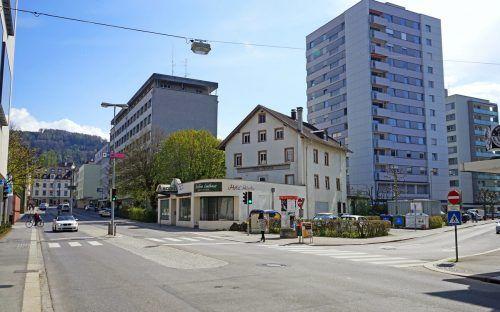 Das Hotel Helvetia an der Montfortstraße gehört seit ein paar Jahren ebenfalls der Prisma. Stadt