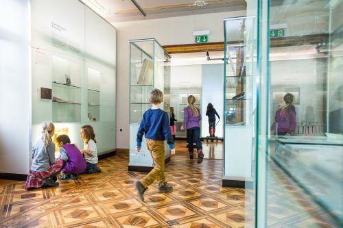 Das Jüdische Museum Hohenems bietet ein breites Angebot für Schulklassen – nun auch für Feldkirch.Jüdisches MUseum Hohenems