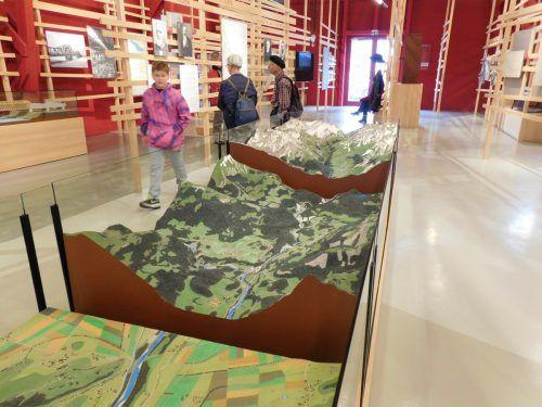 Das Museum Rhein-Schauen lädt ab dem kommenden Wochenende wieder zum Besuch ein.
