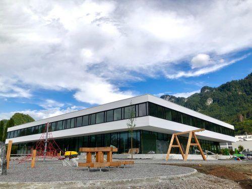 Das Prestigeobjekt des Jahres 2020: Die Volksschule Schwefel kostete 18,1 Millionen Euro, 8,5 davon im Budget des vergangenen Jahres.Stadt