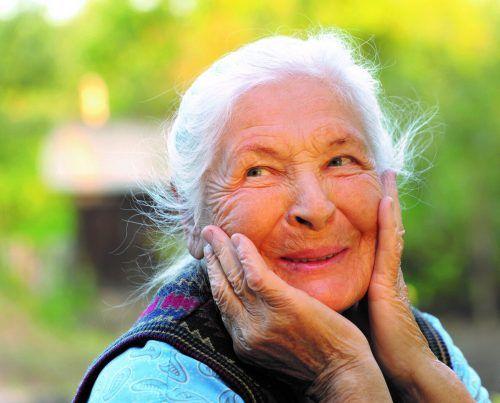 """Das Projekt """"Guat alt wära im Muntafu"""" zielt darauf ab, dass die älteren Menschen sich im Montafon gut aufgehoben fühlen.Caritas"""