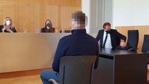 Der Angeklagte wurde zu 800 Euro Geldstrafe teilbedingt verurteilt. ECKERT