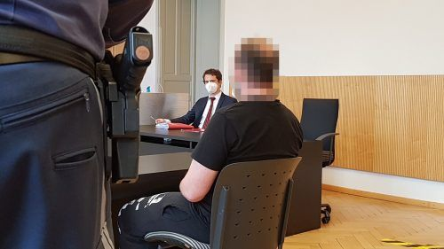 Der deutsche Angeklagte verbrachte bis zu seiner Verurteilung bereits ein halbes Jahr in Untersuchungshaft. ECKERT