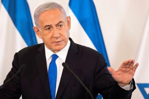 Netanjahus Kabinett hat der Waffenruhe zugestimmt.reuters