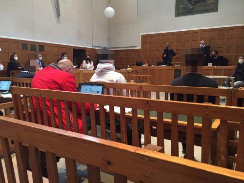 Der Prozess im Schwurgerichtssaal des Landesgerichts Feldkirch zog große öffentliche Aufmerksamkeit auf sich. VN/GS