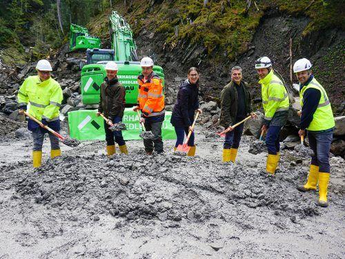 Der Rohr- und Zugangsstollen konnte nach rund 22 Monaten umfassenden Ausbauarbeiten fertiggestellt werden.illwerke vkw