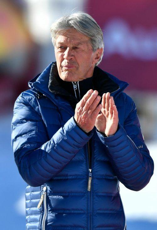 Der Schweizer Bernhard Russi ist Vorsitzender des FIS-Alpin-Komitees.AFP