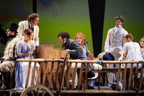 Der Termin für die Live-Premiere im Gärtnerplatztheater steht noch nicht fest. theater/zach, gleiß
