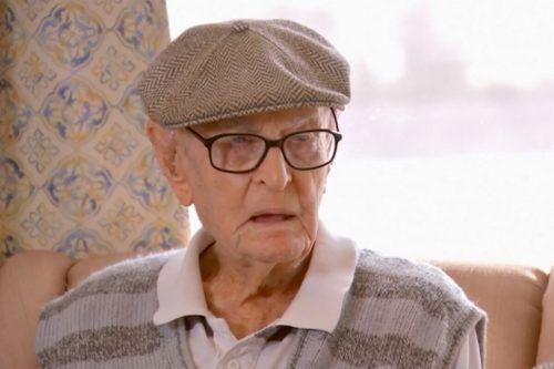 Dexter Kruger ist mit 111 Jahren und 124 Tagen ältester Australier.AP