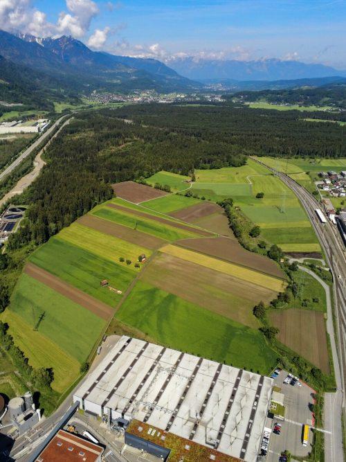 Die Allianz für Bodenschutz macht sich für die Landesgrünzone stark. VN/Lerch