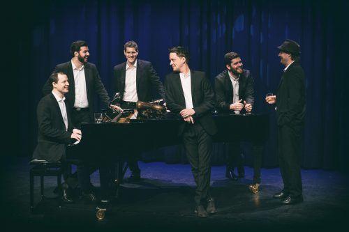 Die Big Band Union bringt den Sonnenbergsaal am 22. Oktober zum Swingen.Patricia Keckeis