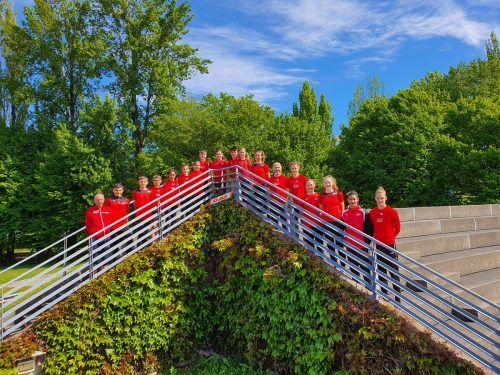 Die Bregenzer Leichtathleten zeigten beeindruckende Leistungen im Bodenseestadion.TS Bregenz-Vorkloster