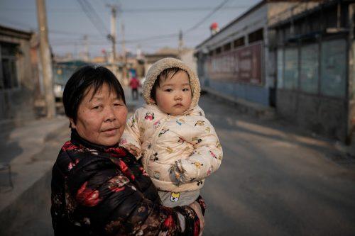 Die Familienpolitik in China soll gelockert werden. afp