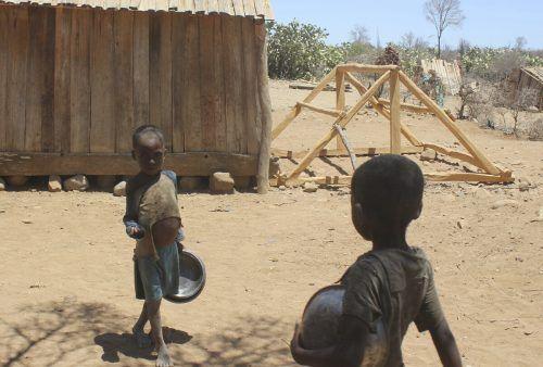 Die Lage spitzt sich zu. Madagaskar leidet unter schlimmster Dürre seit Jahrzehnten.