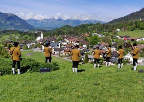 Die Musikantinnen und Musikanten der Schnifner Gemeindemusik hoffen, bald wieder aufspielen zu dürfen.Verein