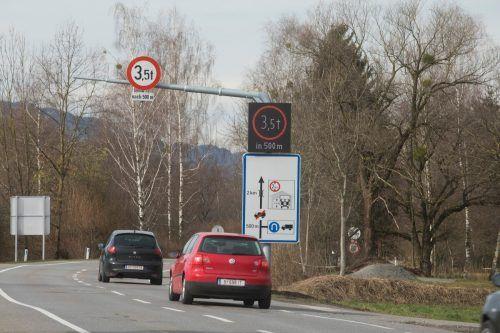 Die Riedstraße beschäftigt das Land schon seit Jahrzehnten.vn
