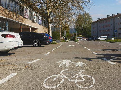 Die Sicherheit Hunderter Schülerinnen und Schüler soll bei der Schule Weidach künftig erhöht werden.Stadt Bregenz