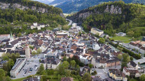 Die Stadt Feldkirch macht sich fit für das Zeitalter der Digitalisierung. Die Strategie wird mit den Bürgern entwickelt.Archiv/Uysal