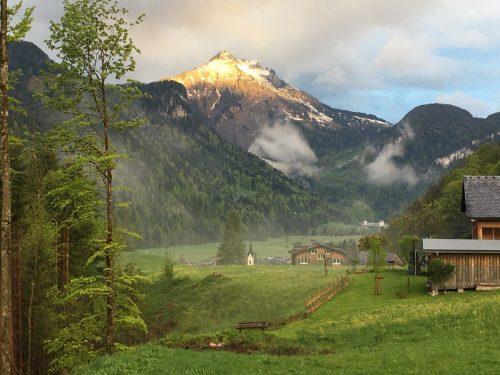 Dieses Foto gelang VN-Leser Werner Meusburger im Bregenzerwald.