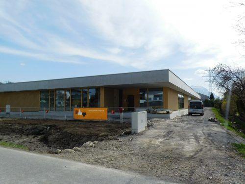 Ein großer Posten im Koblacher Budget war und ist der Neubau des Kindergartens Straßenhäuser-Ried.Gemeinde