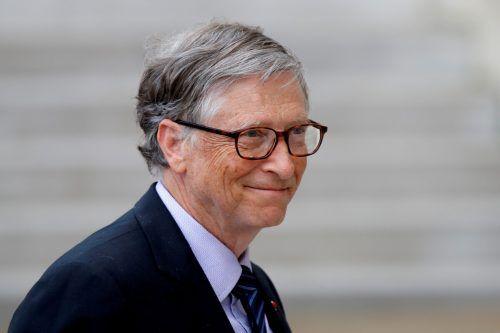 """Eine Sprecherin von Bill Gates sagte, dass der Rückzug aus dem Unternehmen """"in keinerlei Verbindung mit dieser Angelegenheit"""" stehe. Reuters"""
