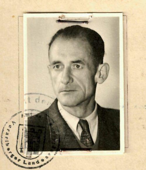 Engelbert Böhler wurde zum Blockältesten im KZ Dachau gewählt.