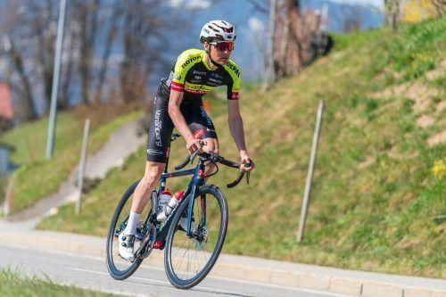 Erhielt eine Einladung für die Tour de Suisse: Roland Thalmann.VN-Stiplovsek