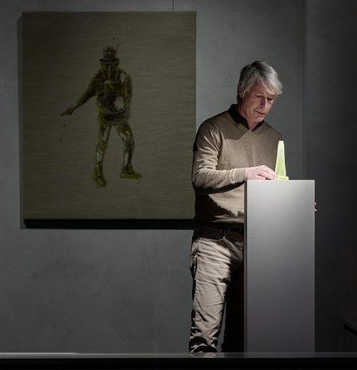 Eröffnet wird die Galerie mit Arbeiten von Marco Spitzar.