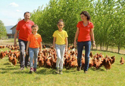 Familie Martin vom Martinshof in Buch ist Tierschutzpreisträger und Vorbild für liebevolle Tierhaltung und Naturkreislaufwirtschaft.