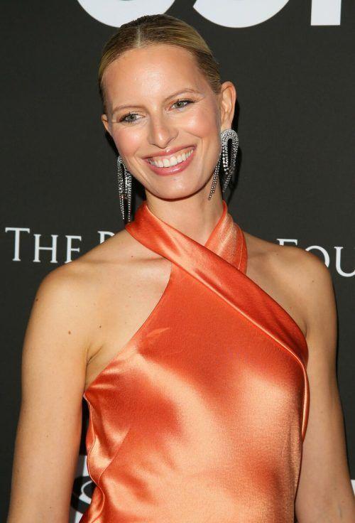 Das tschechische Top-Model Karolina Kurkova ist zum dritten Mal Mutter geworden.