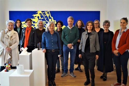 """""""Frauenpower"""" in der Bregenzer Galerie Arthouse. Die Ausstellung ist bis 3. Juli zu sehen.Yasmin Ritter/3"""