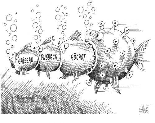 Gefährliche Raubfischart im Bodensee!