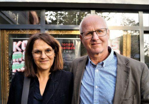 Hermann und Renate Winkler.