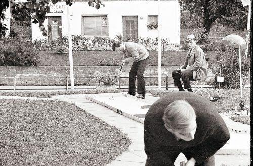 Hörbranz, Österreichische Minigolf-Meisterschaft, 1968