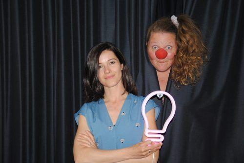 Jenny stellt wieder ihre kniffligen Fragen – und Clownfrau Lillilu hilft dabei.Veranstalter
