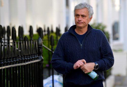 José Mourinho kehrt im Sommer in die italienische Serie A zurück.Reuters