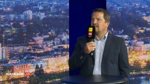 Jürgen Kessler ist Direktor des Vorarlberg-Ablegers des ÖVP-Wirtschaftsbundes. Er war am Mittwoch im Studio von Vorarlberg live zu Gast.