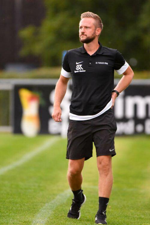 Jürgen Maccani beerbt Klaus Nussbaumer beim FC Rotenberg.stiplovsek