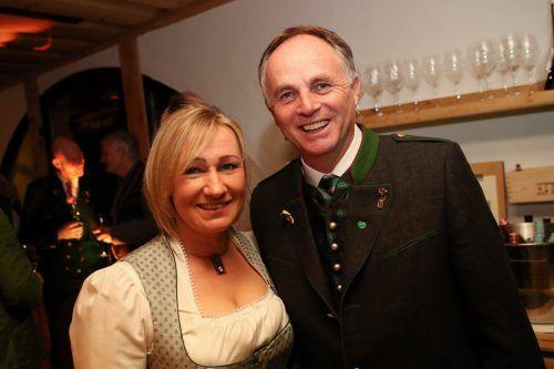 Karl Schmidhofer stellte bei der Wahlausschusssitzung der Ski-Landesverbände Renate Götschl als Kandidatin für die Schröcksnadel-Nachfolge vor - um sich dann selbst als Präsident vorschlagen zu lassen.gepa