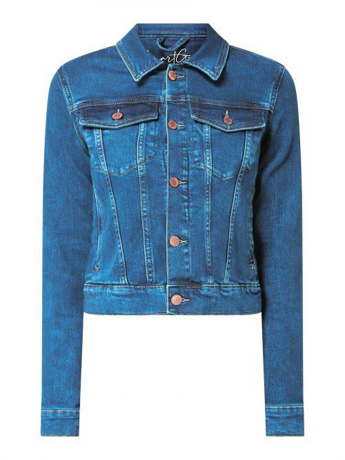 Klassische Jeansjacke von Guess. Gesehen bei Peek & Cloppenburg um 99,99 Euro.