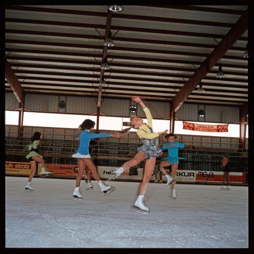 Lustenau, Eishalle, 1973