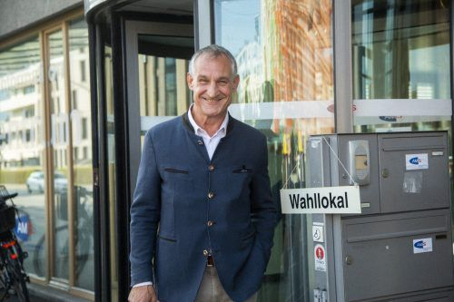 Markus Linhart hat zusammen mit Bauunternehmer Siegfried Kohler und einem Tiroler Unternehmensberater ein Unternehmen gegründet. vn/Paulitsch